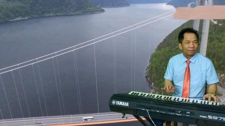 电子琴超演奏《恋曲1990》