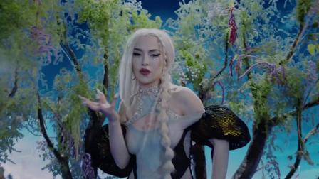美国性感辣妹Ava Max新单《EveryTime I Cry》MV