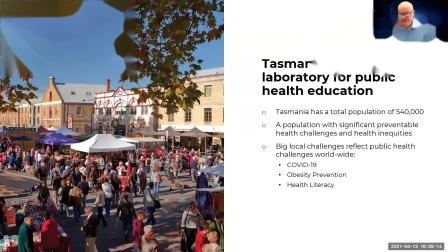 International Public Health Webinar
