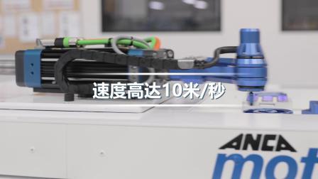 Anca Motion LinX® 系列直线电机