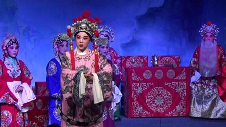 【厨乐视频2021】百寿图  拜寿  麻育枝饰郭暧  浙江中月婺剧团