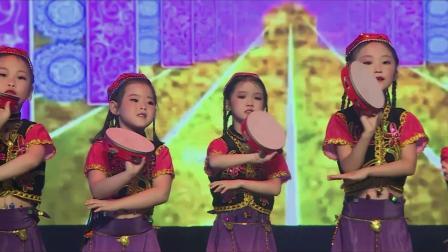 2021重庆魅力校园@海璐舞蹈艺术培训中心@《古丽》