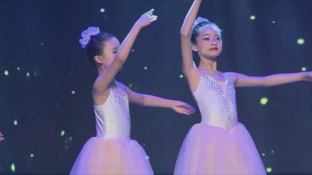2021重庆魅力校园@涪陵区瑞妮芭蕾艺术中心@《仙女们》