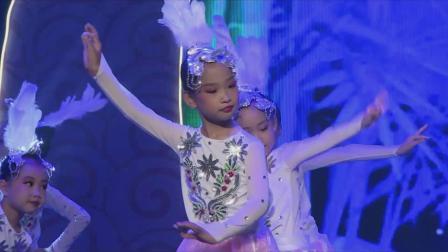 2021重庆魅力校园@涪陵区瑞妮芭蕾艺术中心@《小白翎》