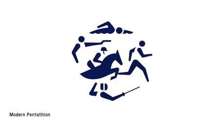 2020东京奥运会动态图标宣传片(部分)