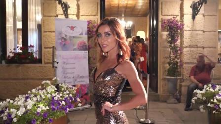 时尚女士2021年意大利模特时装秀(2)