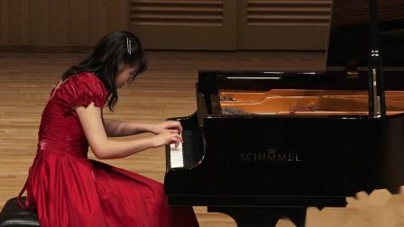 王子涵  贝多芬《D大调奏鸣曲》Op.10No.3第一乐章