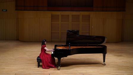 王子涵  李斯特《音乐会练习曲-叹息》S.144:No.3