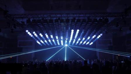激光跟踪升降球效果——动力学激光 -  COMFY  - 光动力性能
