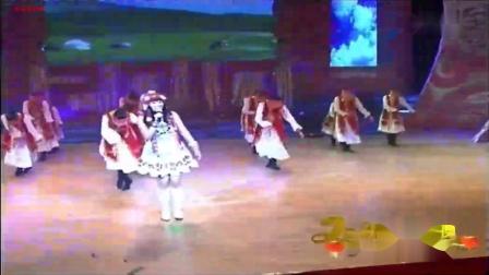 ✈❀▸美人鱼是她◂♆☽音乐◖乌兰托娅2010年地方春晚现场●演唱套马杆◗