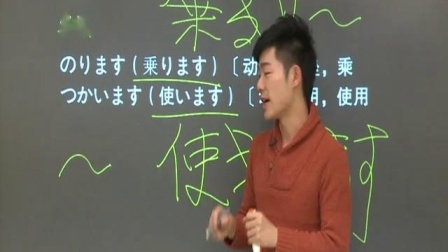 新东方标准日语第15课