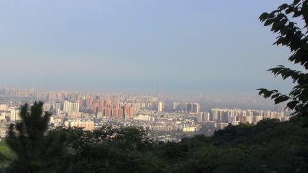 音乐风景片:龙泉山你好(晨景)4K试制 上集