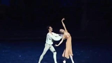 POB 罗密欧与朱丽叶 阳台双人舞 片段 Sae Eun Park, Paul Marque 