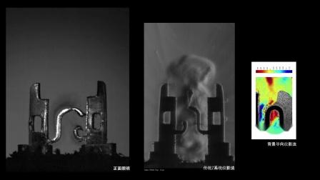 使用三种高速成像技术·拍摄汽车保险丝熔断的破坏性试验