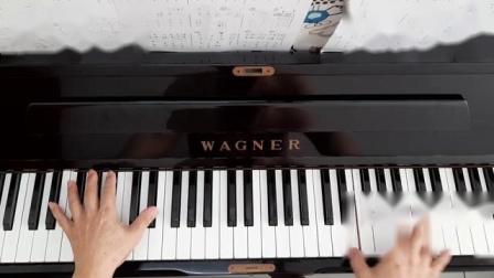 12是否( 钢琴示范)