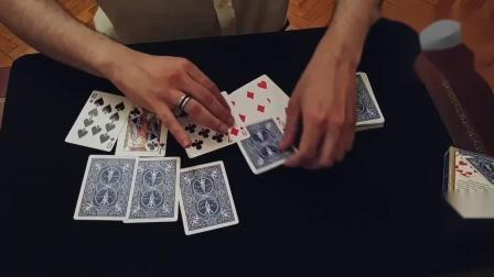 2021 类巴格拉斯效果 Any Card at Any CATO by Joseph B