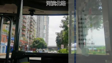 广州公交从4路行车视频前方展望公交pov。[本人b站号名为广州地铁21号线,优先在b站发布]