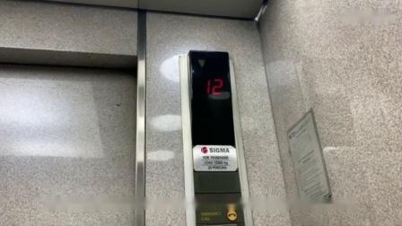 【转载】彩虹云霄酒店(拜约克大厦)超高的LG电梯合集(1)