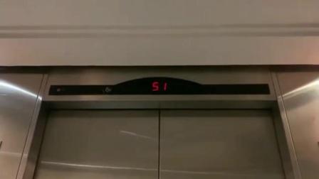 【转载】彩虹云霄酒店(拜约克大厦)超高的LG电梯合集(3)