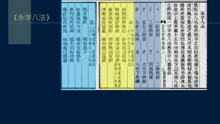书法八级课程行书07行书的古今﹝下﹞﹝黄简讲书法﹞