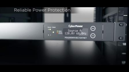 CyberPower 硕天公司宣传片