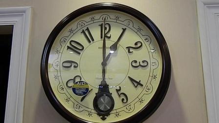 家用大尺寸挂钟客厅大挂钟整点报时