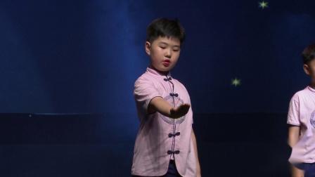 星星彩薇少儿口才精英二阶学员精彩演绎《林徽因组诗》