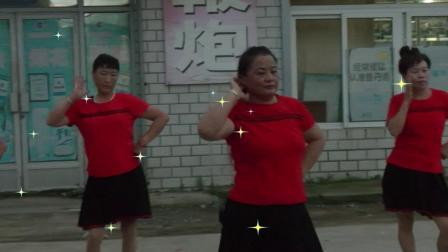 野花香,广场舞,金玛超市广场舞队