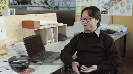 Interview with Alan, Master of Architecture student