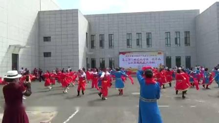 视频录像 萱子;庆建党百年,通辽市中国人寿杯老年人安代舞交流展示活动