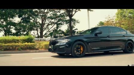 混动魅力,声动有劲 - 2020款 BMW 535LE升级ASPEC原厂协议阀门全段排气系统