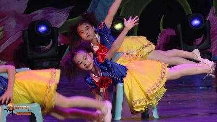 2021荷花绽放-舞彩星光少儿舞蹈盛宴15-《课堂景象》