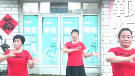 究竟是为什么,广场舞,夹河金玛超市广场舞队