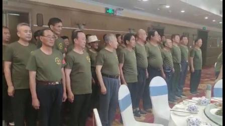 青海省军区原独立一团二营七连战友聚会活动