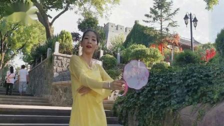 丝媚东方舞 春三月 融合中国风东方舞 烟台肚皮舞