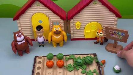 玩具:过来一起种庄稼,好好玩