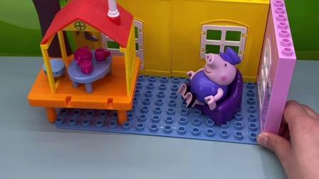 玩具:猪爷爷的修理铺,过来看看