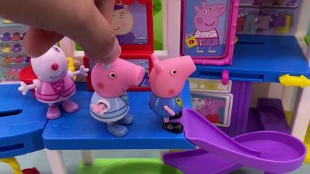 玩具:这里的游乐场真好玩