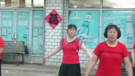 伤心的酒吧,广场舞,夹河金玛超市广场舞队