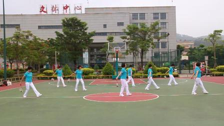 习练柔力球《祖国万岁》.mov