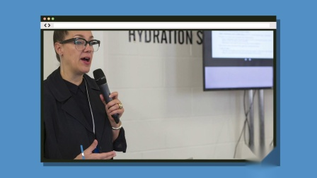 与 Amanda Johnston 探索纤维与创新技术