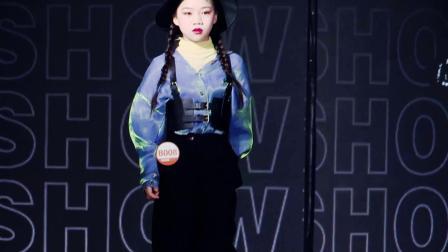 2021秀场偶像国际少儿模特大赛 — B组个人潮服赛