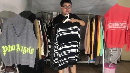 梵莱尼8-14期女装杂款秋装毛衣款式展示