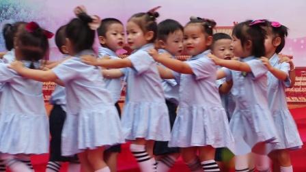 2021平和县黄井幼儿园大班毕业汇演——04.舞蹈《我们是祖国的花朵》