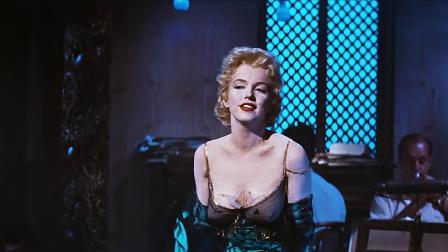 【人间尤物】50年代男人的心头肉:玛丽莲·梦露 超高清画质混剪