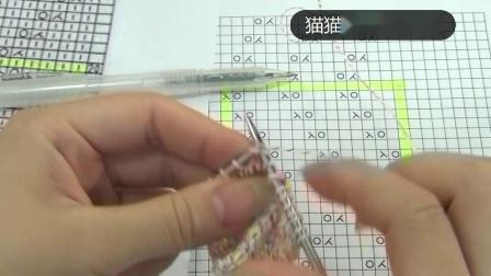 泡泡-钩织结合款视频教程-1