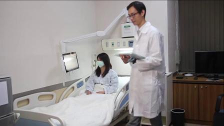 安勤智能护理站和智慧病房,打造全方位的照护平台