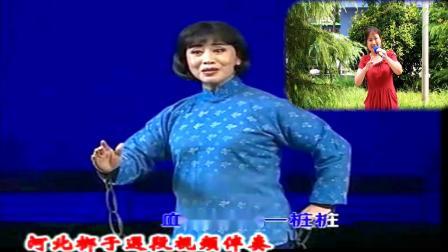 邢台海风剧社微笑-配唱-河北梆子《洪湖赤卫队》儿的娘不必太痛伤 01