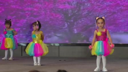 《桃花笑》 托一班舞蹈  -