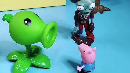 益智玩具:豌豆先生在打僵尸